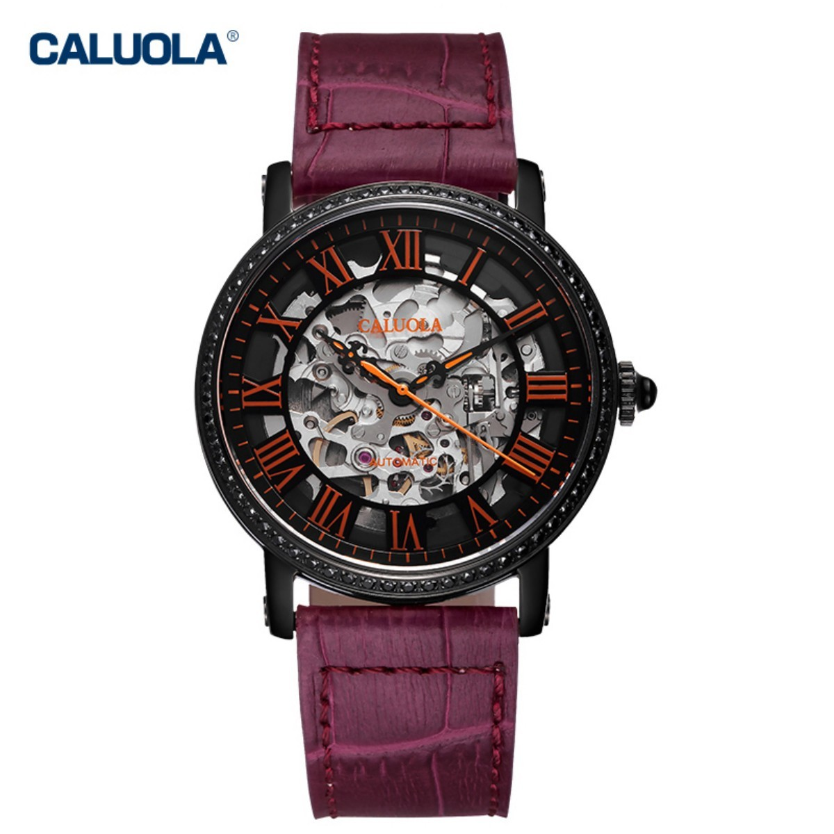 Caluola Women Watch 35mm PVD 1115