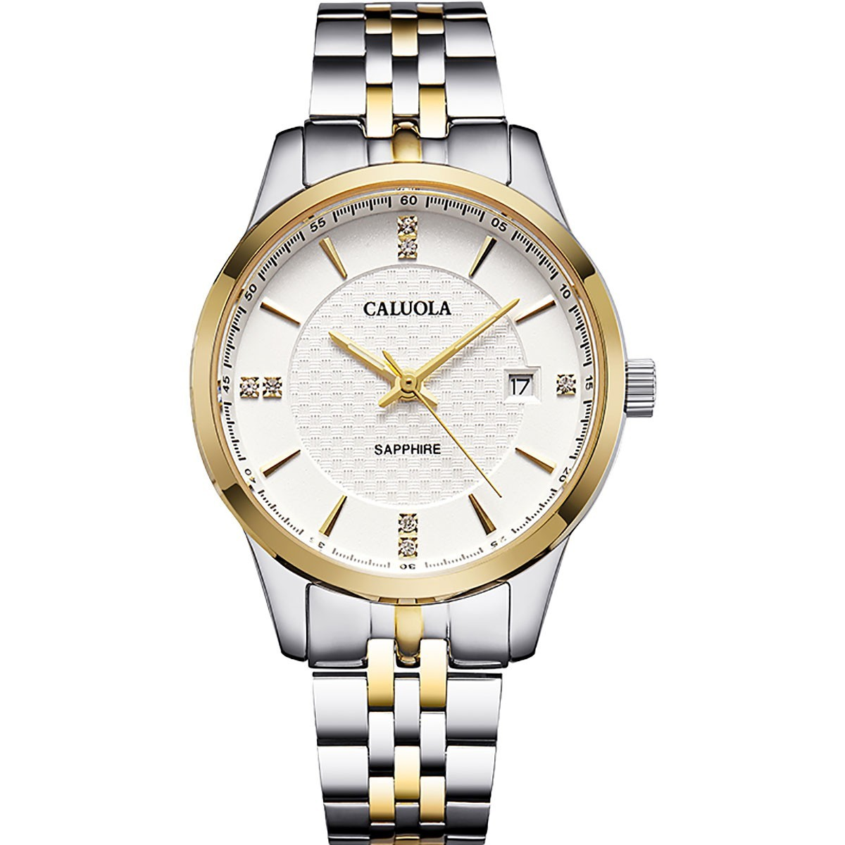 Caluola Women Watch 30mm Two Tone CA1196