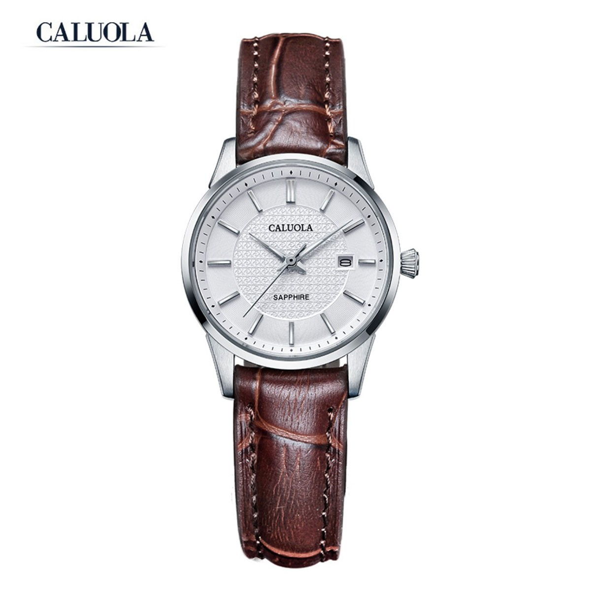 Caluola Women Watch 28mm Steel CA1215