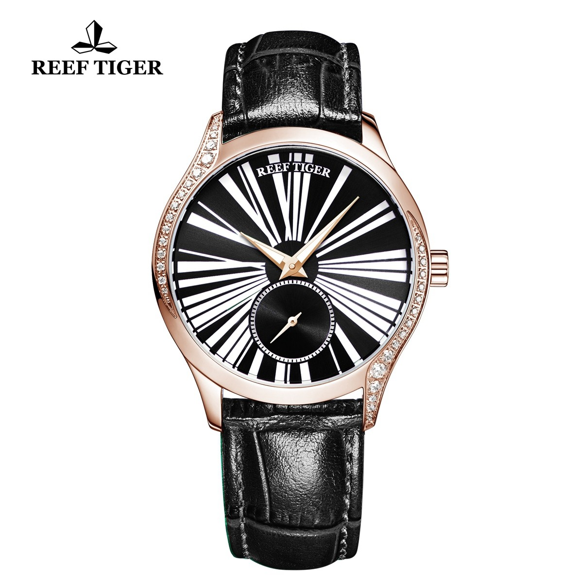 Love Highness 36mm Rose Gold RGA1561-PBB