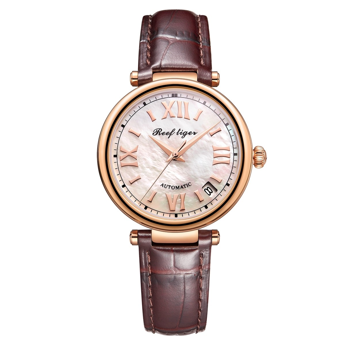 Melody & Luthier 34mm Rose Gold RGA1595-PWW