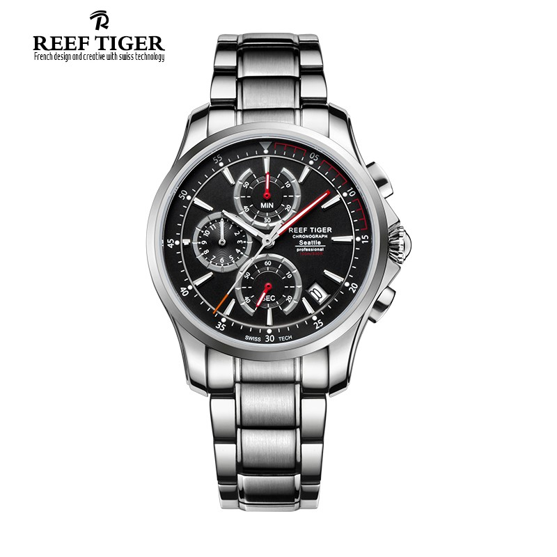 Seattle The Pacific 41mm Steel RGA1663-YBYR