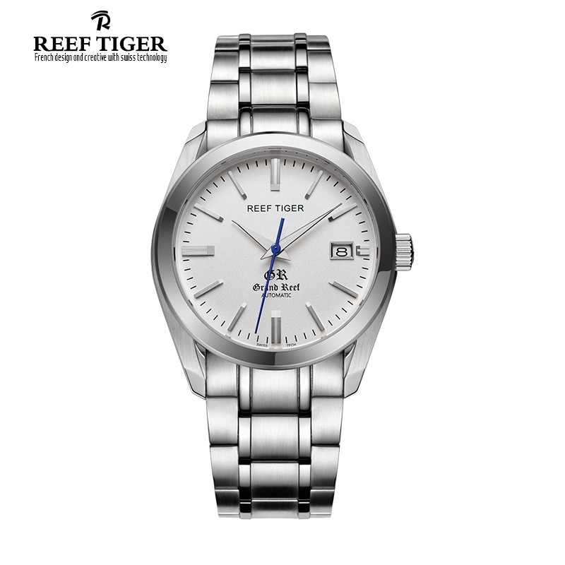 Classic Grand Reef 40mm Steel RGA181-YWY