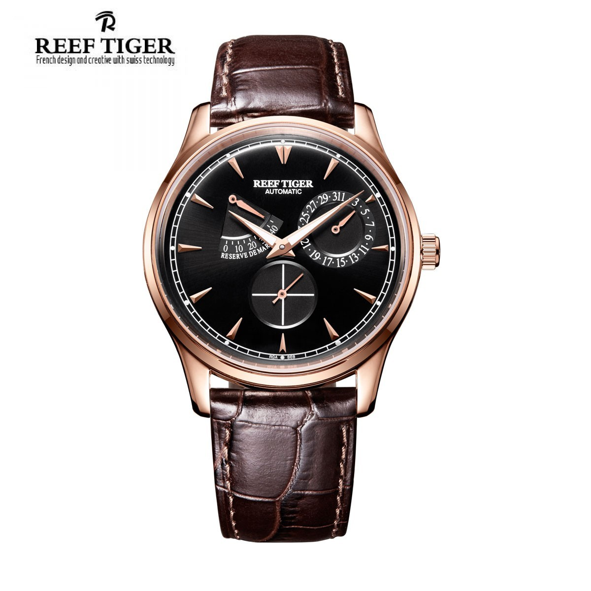 Artist Grand Master 41mm Rose Gold RGA1980-PBS