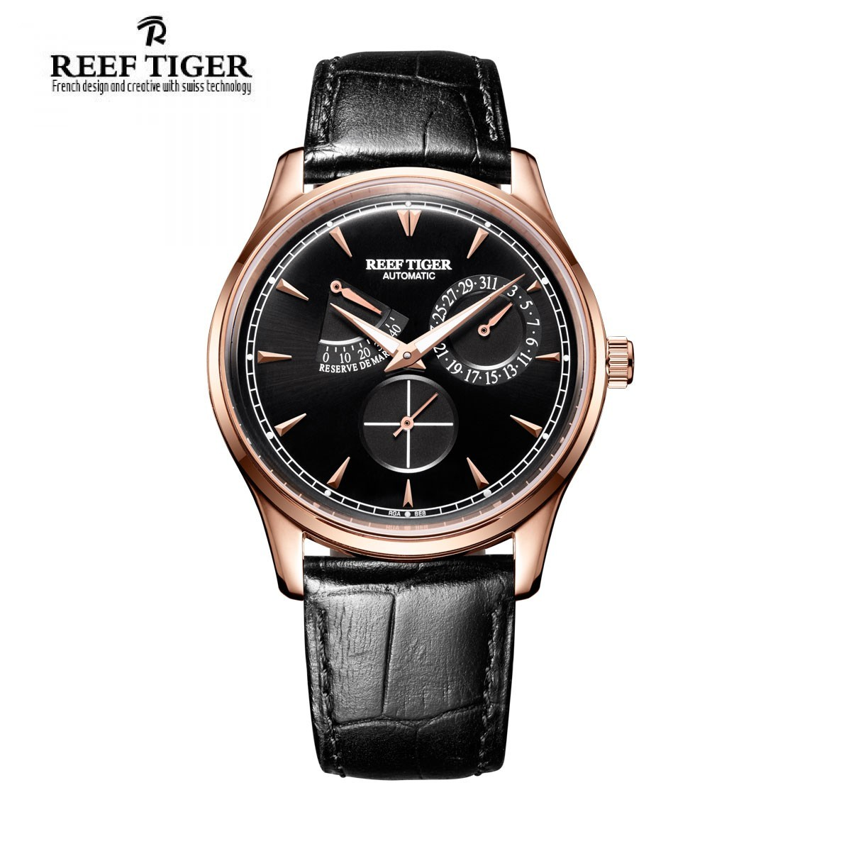 Artist Grand Master 41mm Rose Gold RGA1980-PBB