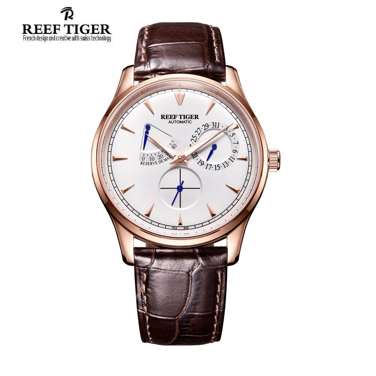 Artist Grand Master 41mm Rose Gold RGA1980-PWS