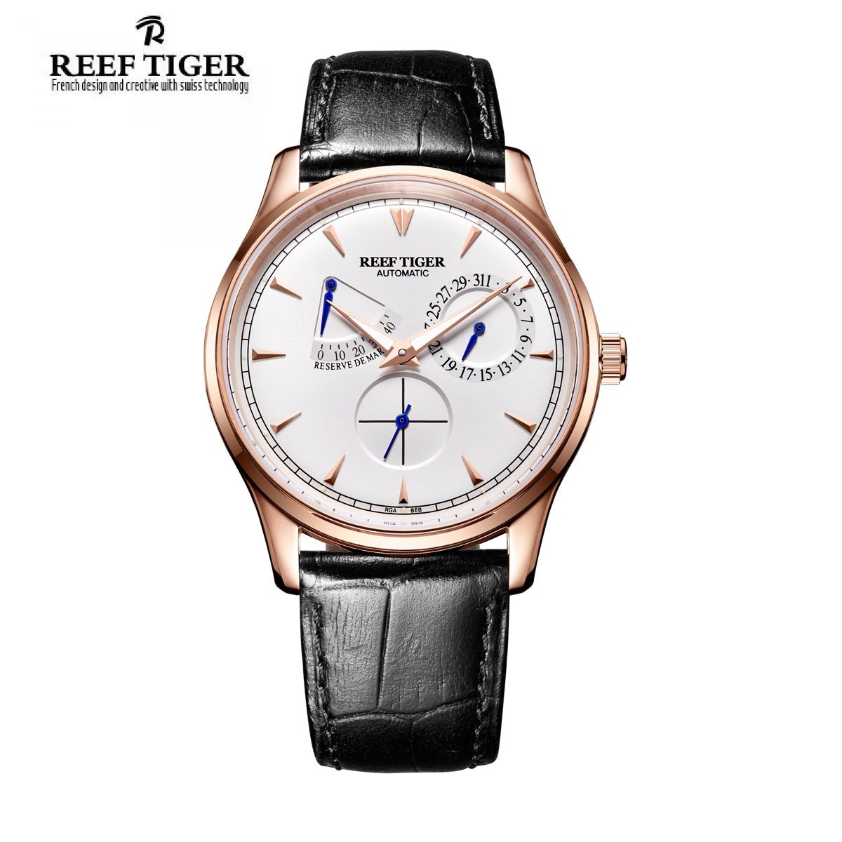 Artist Grand Master 41mm Rose Gold RGA1980-PWB