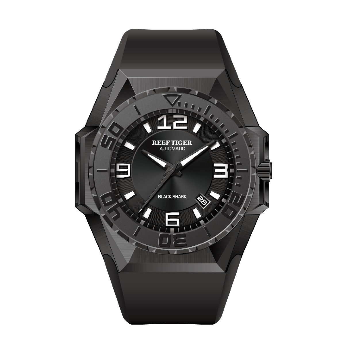 Aurora Black Shark RGA6903-BBBR