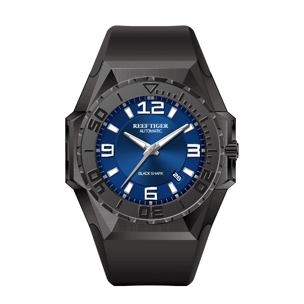 Aurora Black Shark RGA6903-BLBR