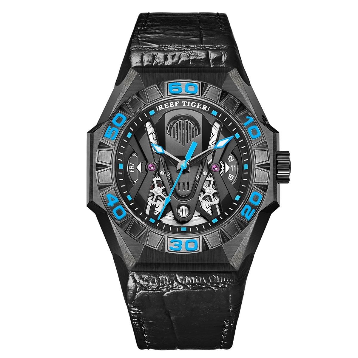 Aurora Black Shark Limited Edition RGA6912-BBLL
