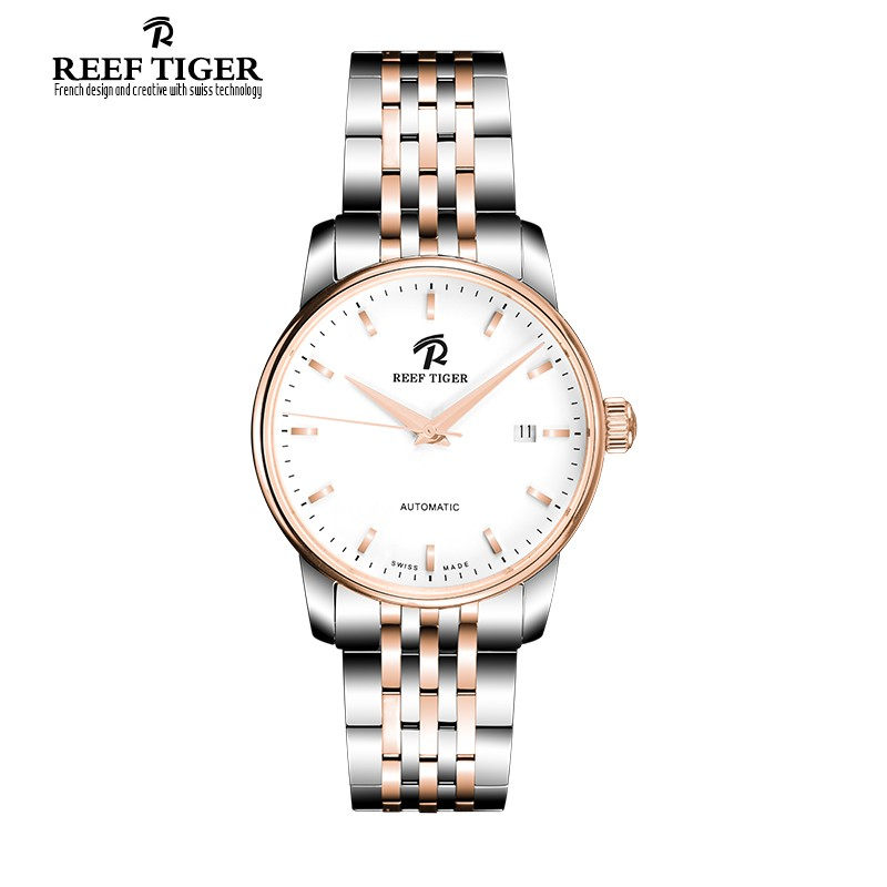 Classic Fusion 38mm Rose Gold Steel RGA810-TWT