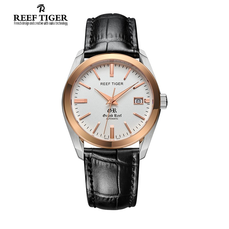 Classic Grand Reef 40mm Rose Gold Steel RGA181-TWB