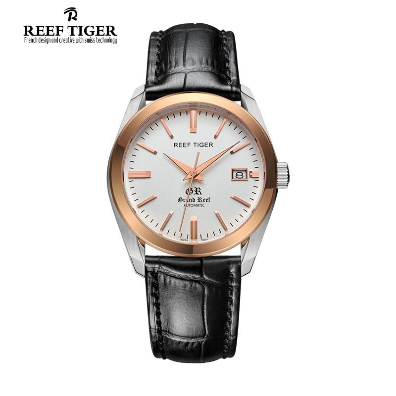 Classic Grand Reef 40mm Rose Gold Steel RGA181-TWB