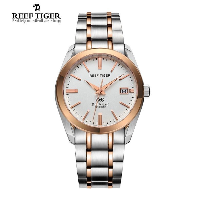Classic Grand Reef 40mm Rose Gold Steel RGA181-TWT