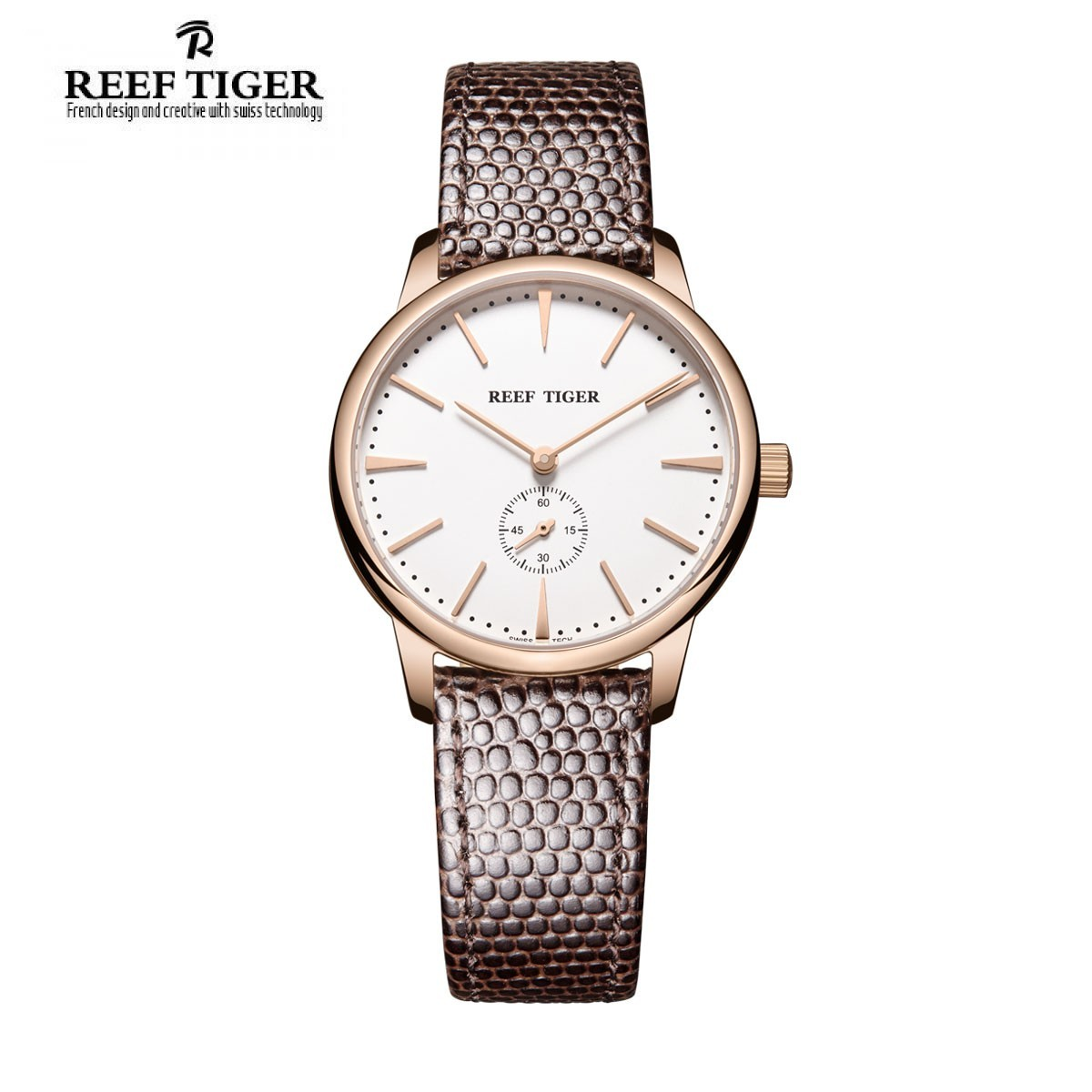 Classic Vintage 32mm Rose Gold RGA820-PWB