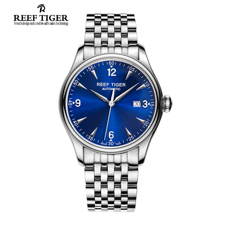 Classic Heritage 42mm Steel RGA823-YLY