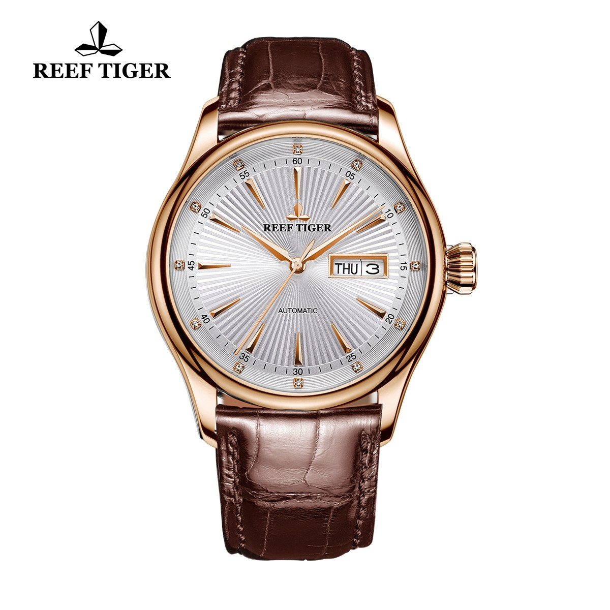 Classic Heritage II 42mm Rose Gold RGA8232-PWB